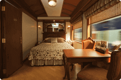Maharajas' Express OFFICIAL WEBSITE | Luxury Train Tour in